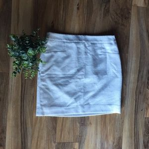The Limited Winter Skirt